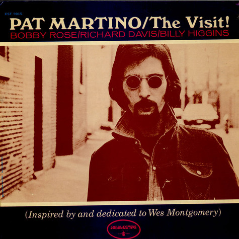 Pat Martino - The Visit!