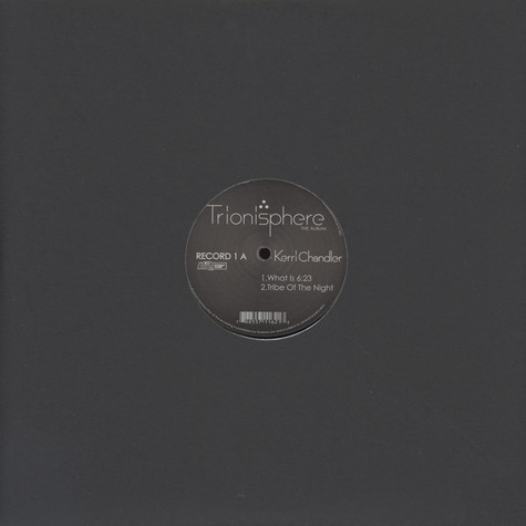 Kerri Chandler - Trionisphere The Album