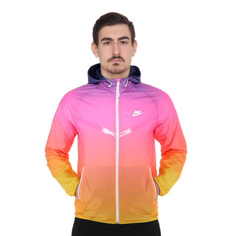 Nike - RU Sunset Lightweight Windrunner