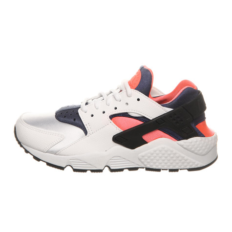 1c94ad143468c Nike - WMNS Air Huarache Run (White   Hot Lava   Blue   Legend White ...