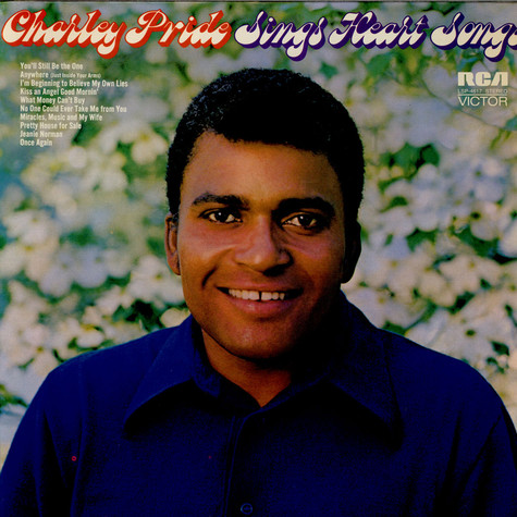 Charley Pride - Charley Pride Sings Heart Songs