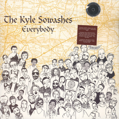 Kyle Sowashes, The - Everybody