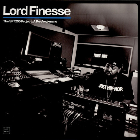 Lord Finesse - The SP1200 Project: A Re-Awakening Special Edition Set