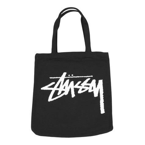 Stüssy - Stock Canvas Tote Bag