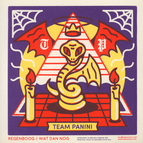 Team Panini / Orphan Fairytale - Split