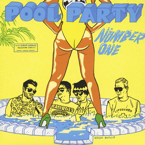 Pool Party - Number One