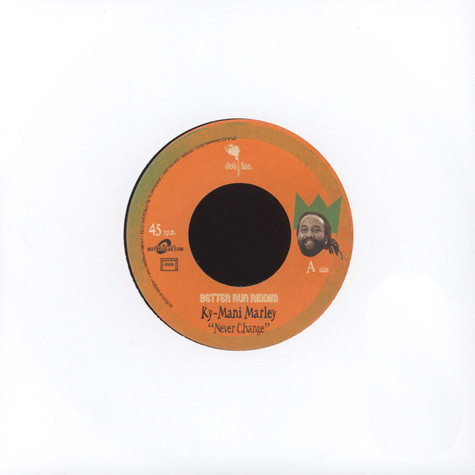 KyMani Marley / Exco Levy - Never Change / Solidarity Be Your Friend