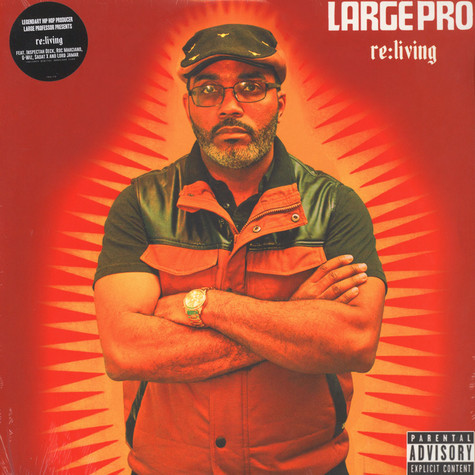 Large Professor - Re:Living