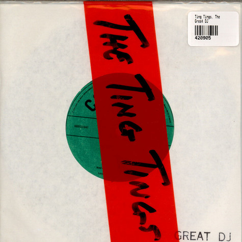 Ting Tings, The - Great DJ