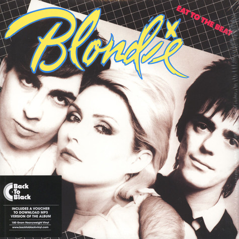 Blondie - Eat The Beat