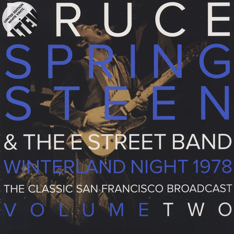Bruce Springsteen - Winterland Night Volume 2