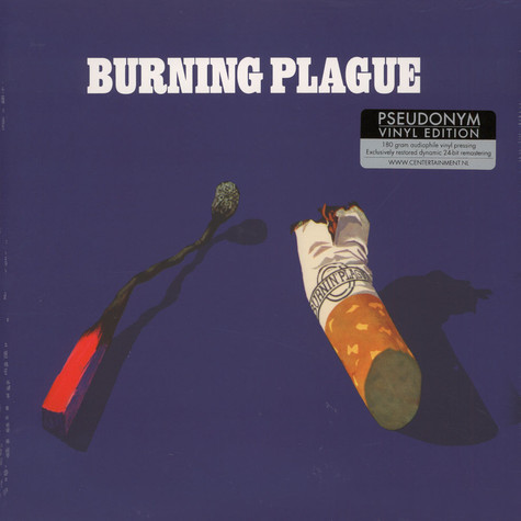 Burning Plague - Burning Plague