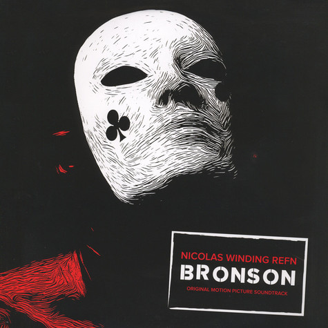 V.A. - OST Bronson Red & White Vinyl Edition