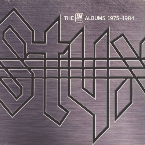 Styx - The A&M Years 1975-1984 Box Set