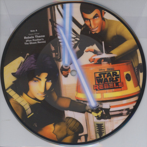 Kevin Kiner - OST Star Wars: Rebel Theme