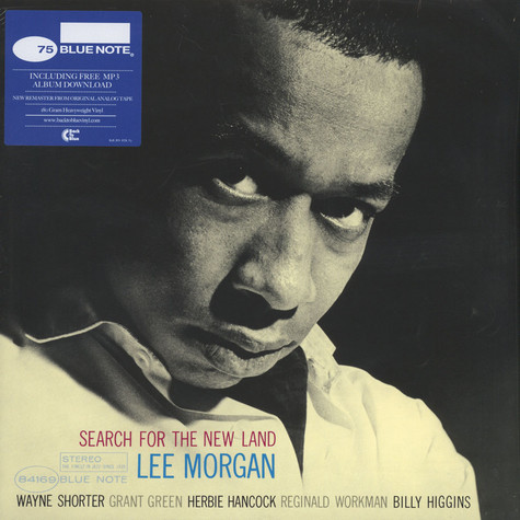 Lee Morgan - Search For The New Land Back To Blue Edition