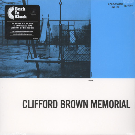 Clifford Brown - Memorial Back To Black Edition