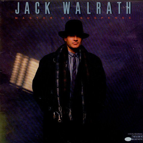 Jack Walrath - Master Of Suspense