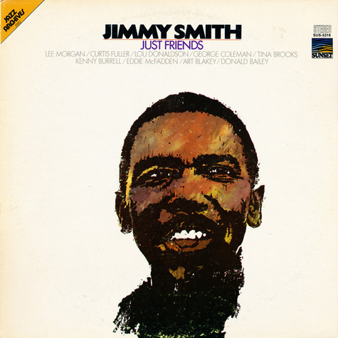Jimmy Smith - Just Friends
