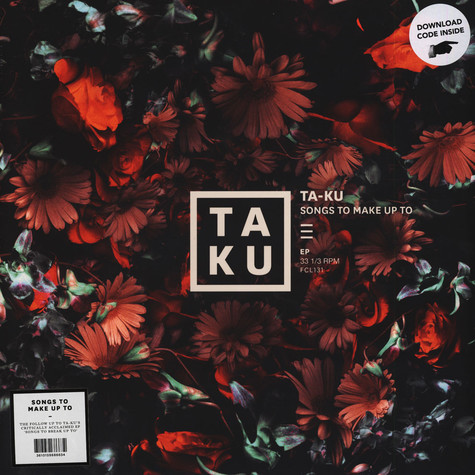 Ta-ku - Songs To Make Up To Bone Colored Vinyl Edition