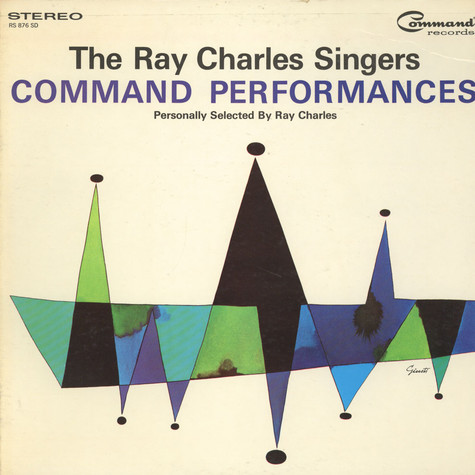 Ray Charles Singers, The - Command Performances