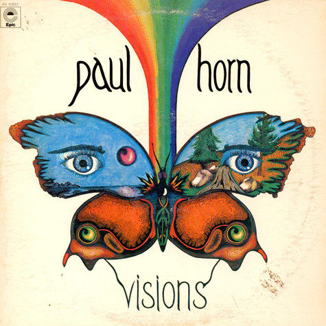 Paul Horn - Visions