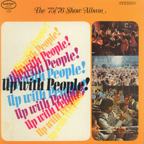 Up With People - The '75/'76 Show Album