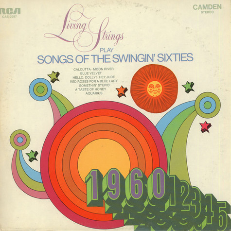 Living Strings - Songs Of The Swingin' Sixties