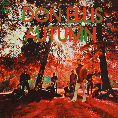 Don Ellis Orchestra, The - Autumn