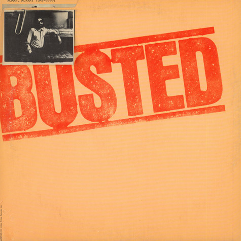 Murray Roman - Busted