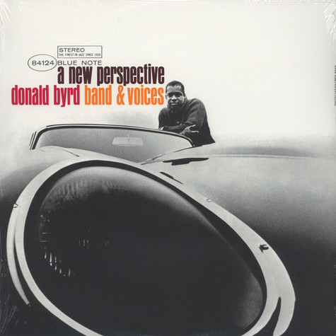 Donald Byrd - New Perspective