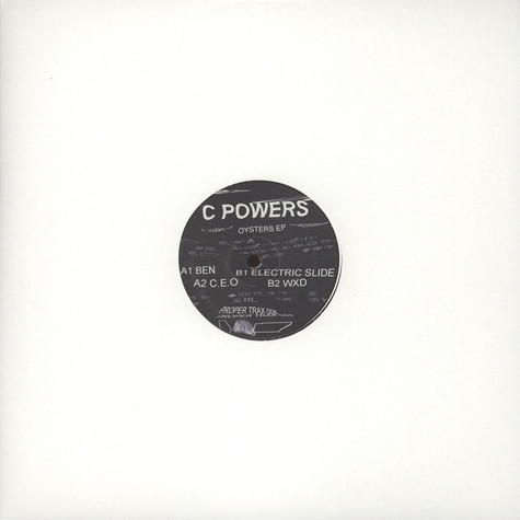 C Powers - Oysters EP