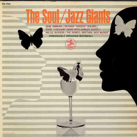 V.A. - The Soul/Jazz Giants