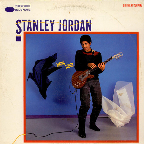 Stanley Jordan - Magic Touch