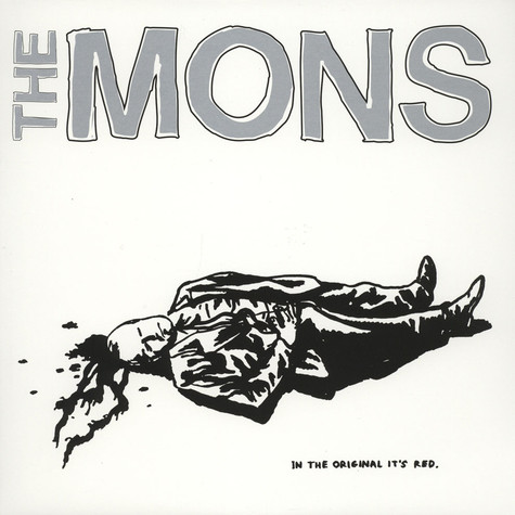 Mons, The - Untitled (In The Original, It's Red)
