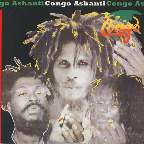Congos, The - Congo Ashanti