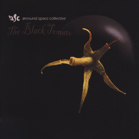 Oresund Space Collective - The Black Tomato Colored Vinyl Edition