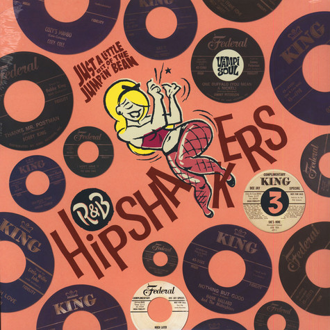 V.A. - R & B Hipshakers Volume 3: Just A Little Bit Of ...