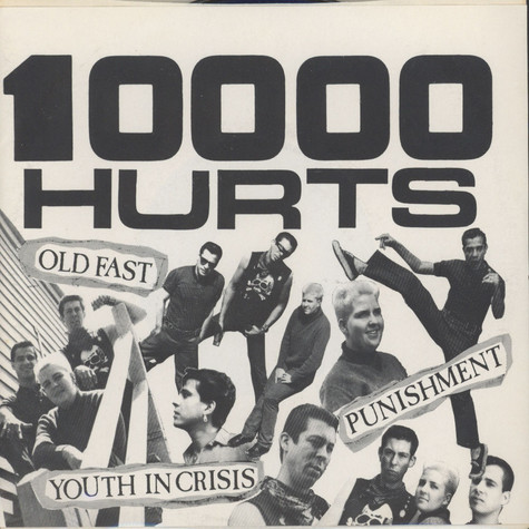 10000 Hurts - Old Fast