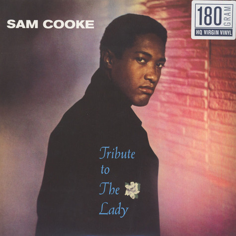 Sam Cooke - Tribute To The Lady 180g Vinyl Edition