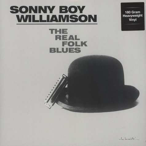 Sonny Boy Williamson - The Real Folk Blues 180g Vinyl Edition