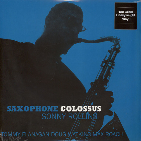 Sonny Rollins - Saxophone Colossus 180g Vinyl Edition