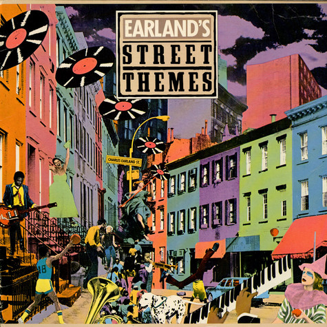 Charles Earland - Earland's Street Themes