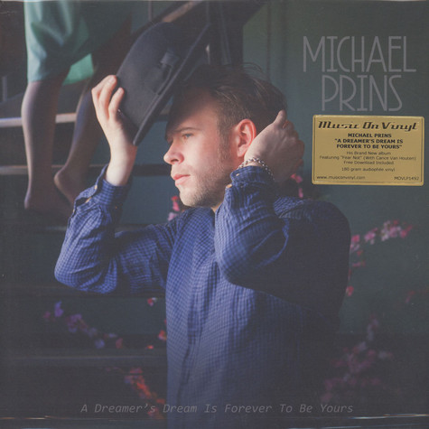 Michael Prins - A Dreamer's Dream Is..