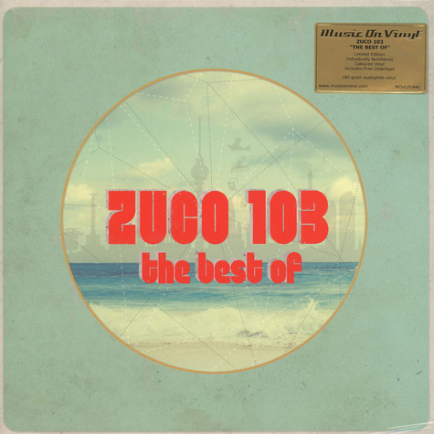 Zuco 103 - Best Of Transparent Gold Vinyl Edition