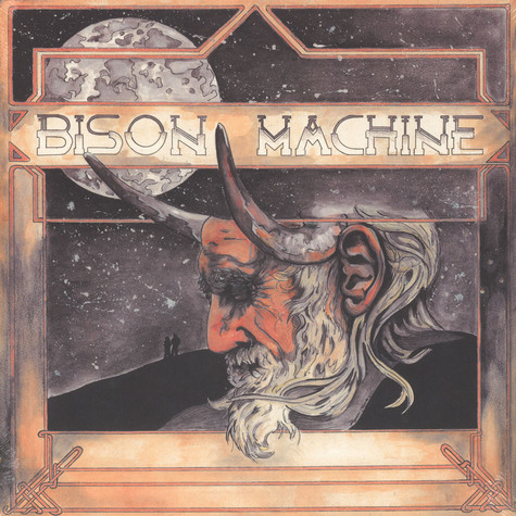 Bison Machine - Hoarfrost Clear Vinyl Edition