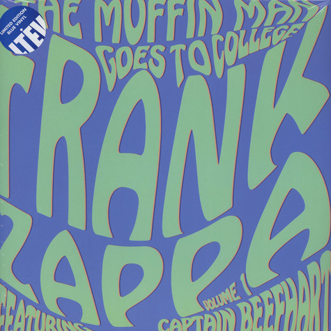 Frank Zappa - Muffin Man Volume 1