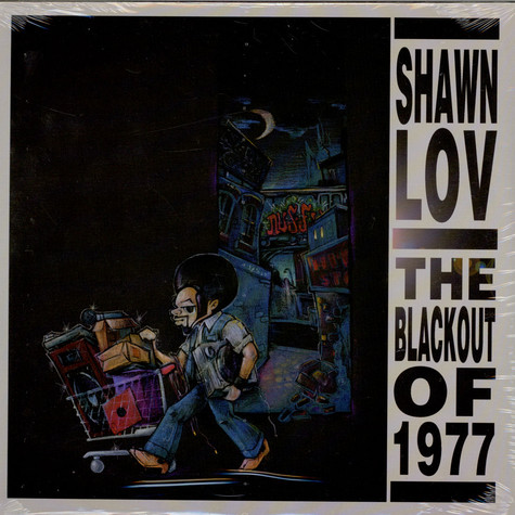 Shawn Lov - The Blackout Of 1977