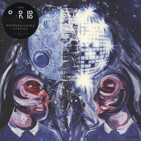Orb, The - Moonbuilding 2703 AD