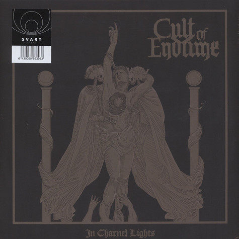 Cult Of Endtime - In Charnel Lights Black Vinyl Edition